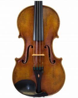 1928 John Juzek Violin front body