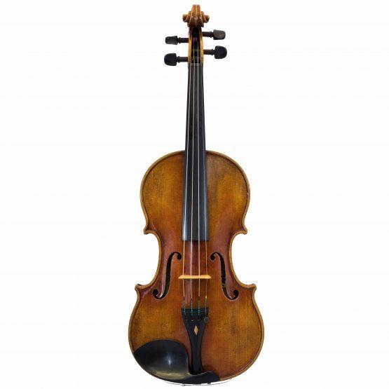 1928 John Juzek Violin full front