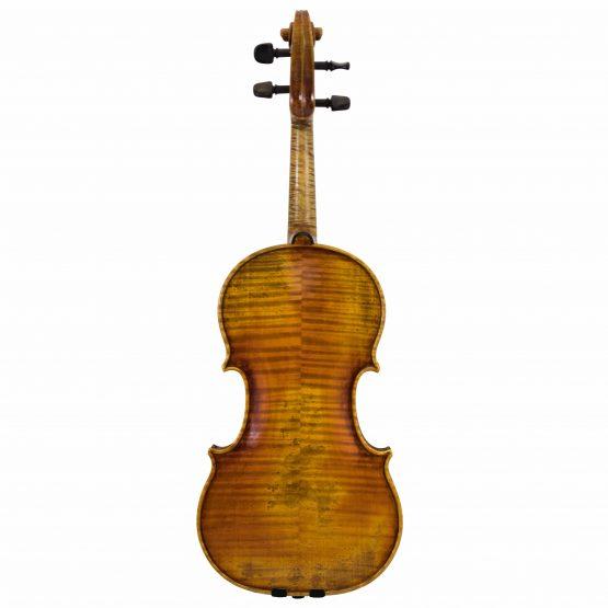 1928 John Juzek Violin full back