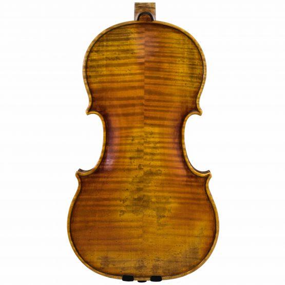 1928 John Juzek Violin back body