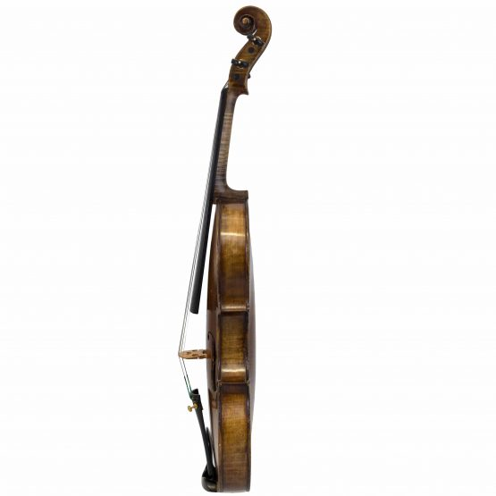 John Juzek Violin full side