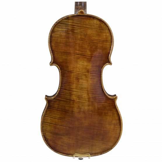 John Juzek Violin back body