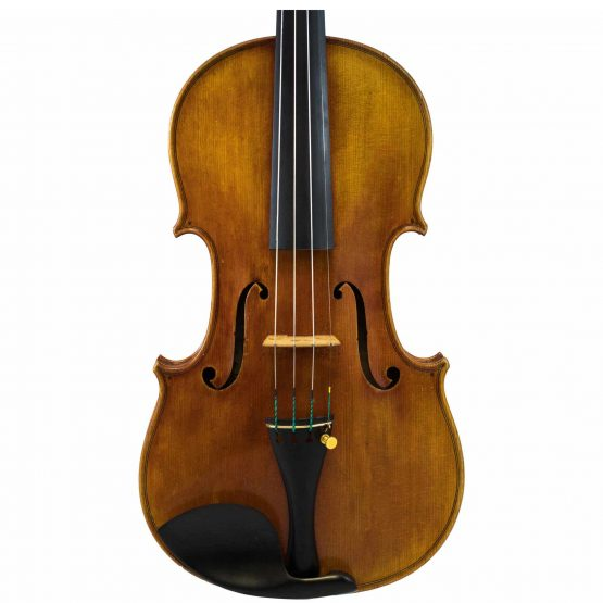 Ernst Kessler Violin front body