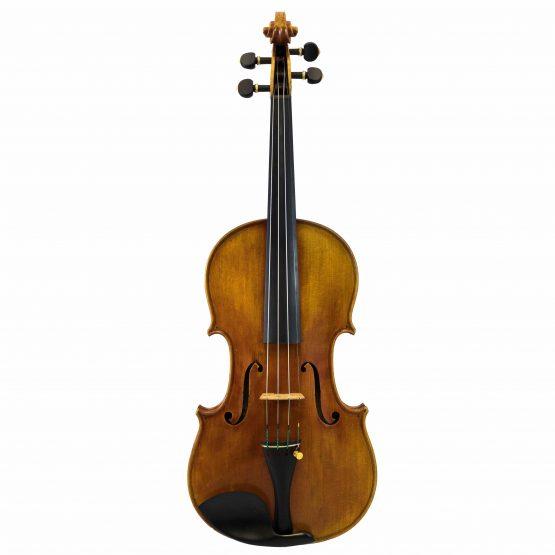 Ernst Kessler Violin full front