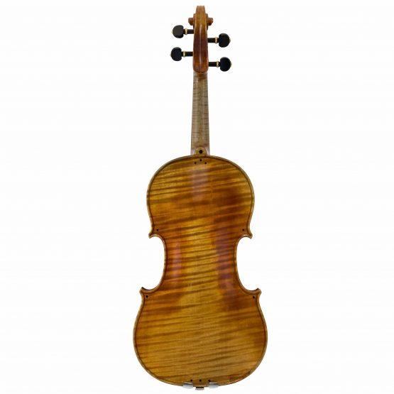 Ernst Kessler Violin full rear
