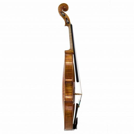 Ernst Kessler Violin full side