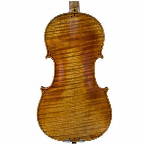 Ernst Kessler Violin rear body