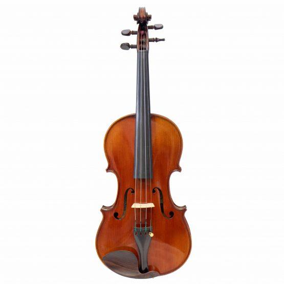 A La Ville Violin by Laberte Humberte full front