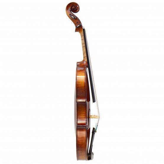 A La Ville Violin by Laberte Humberte full side