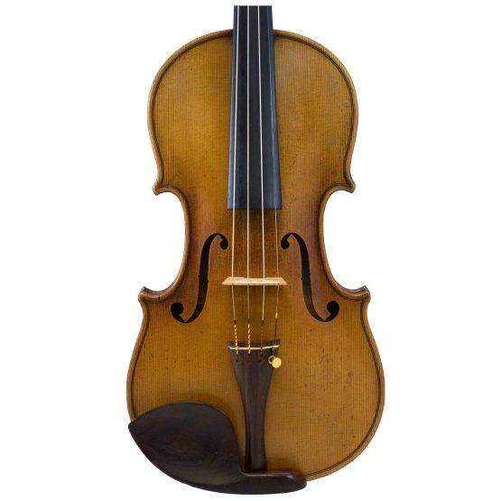 Laberte Humberte Violin front body