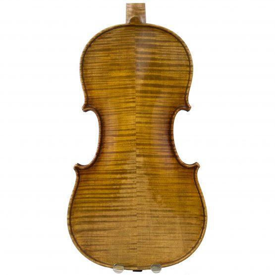 Laberte Humberte Violin back body