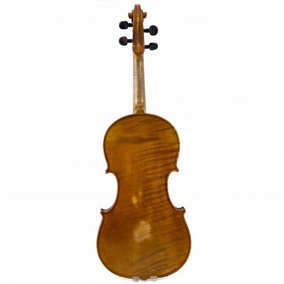 Lyon & Healy violin full back