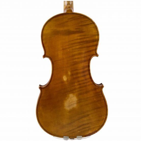 Lyon & Healy violin back body