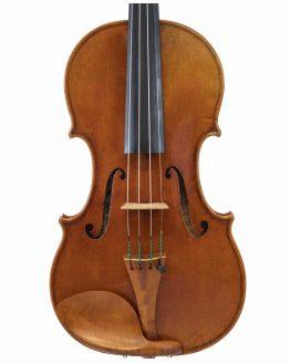 Raymond Melanson Violin front body