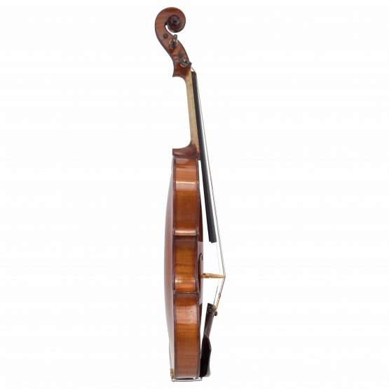 French Violin Labelled Ludovicus Meurot full side