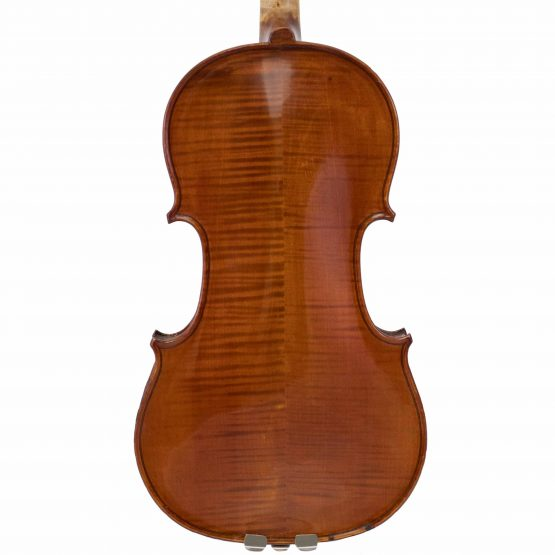 French Violin Labelled Ludovicus Meurot back body