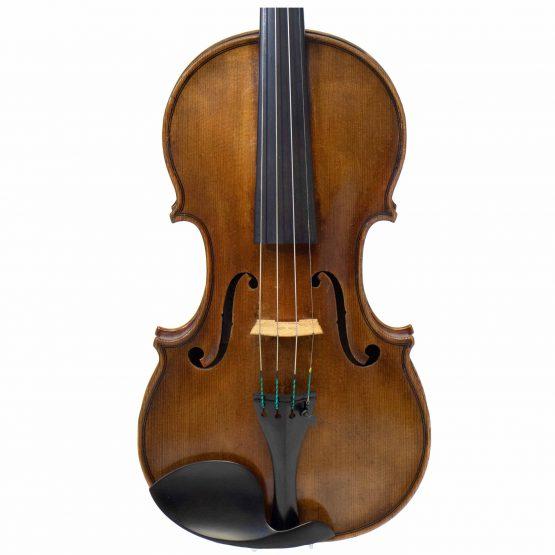 1913 Moinel-Cherpitel Violin front body