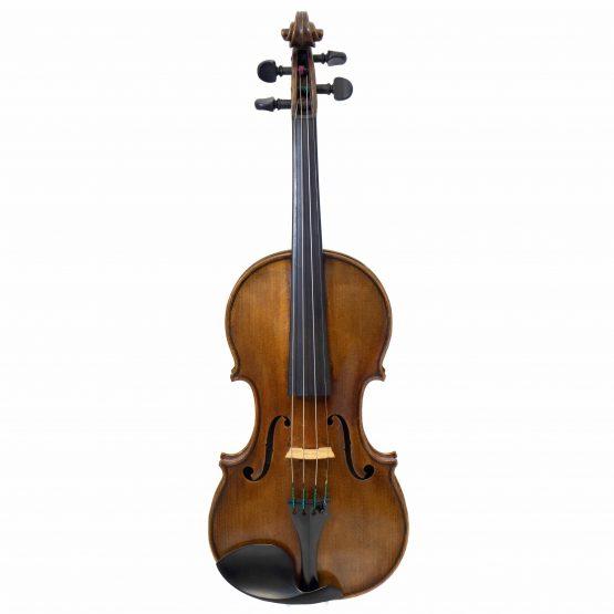 1913 Moinel-Cherpitel Violin full front