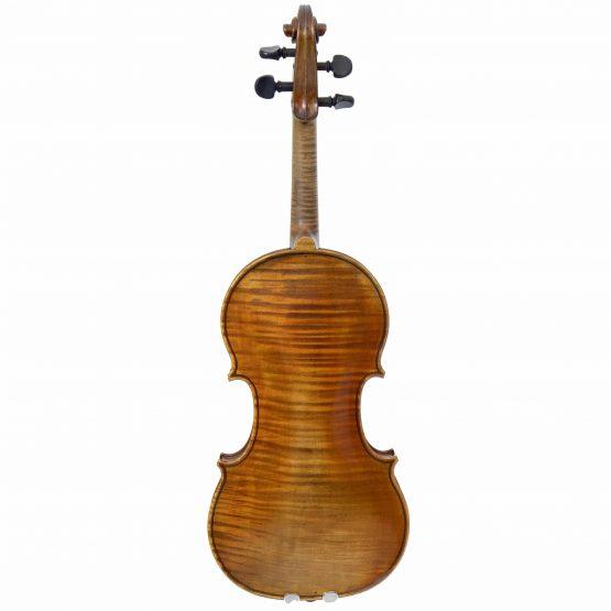 1913 Moinel-Cherpitel Violin full back