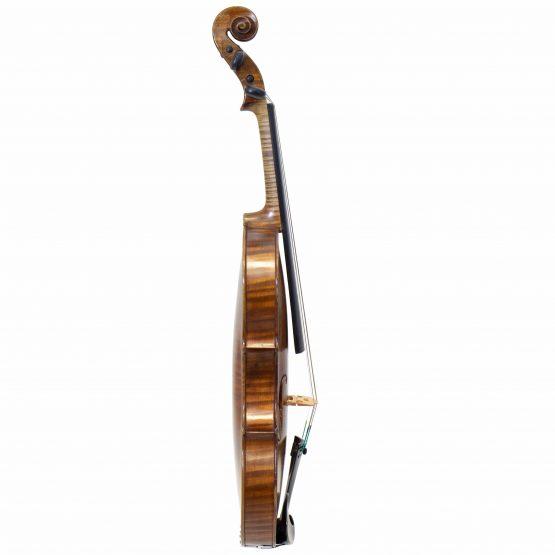 1913 Moinel-Cherpitel Violin full side