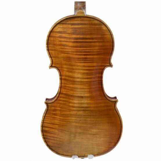 1913 Moinel-Cherpitel Violin back body