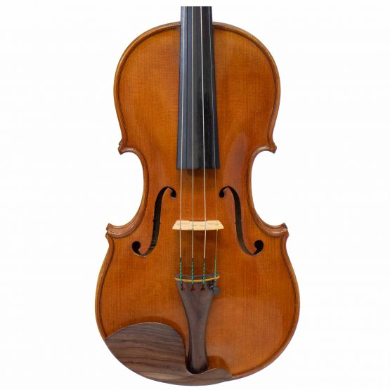 1948 Daniel Moinel Violin front body