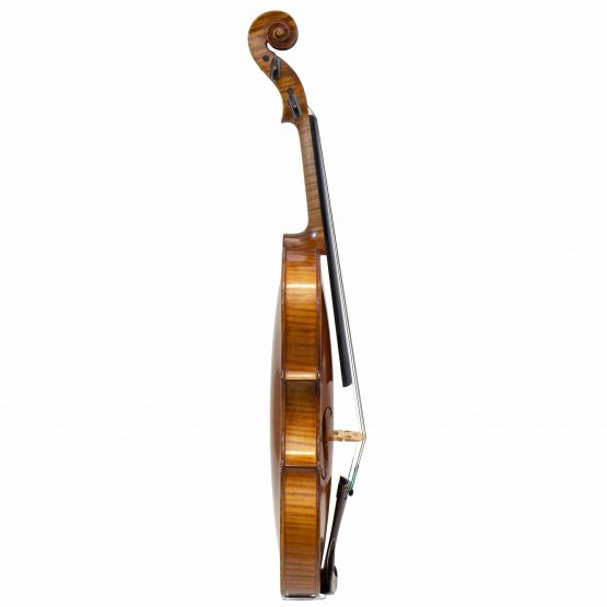 1948 Daniel Moinel Violin full side