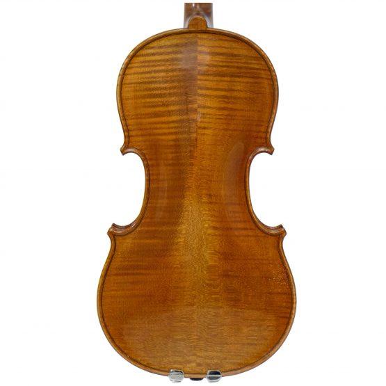 1948 Daniel Moinel Violin back body