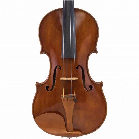 1955 Otto Ostwick Violin front body