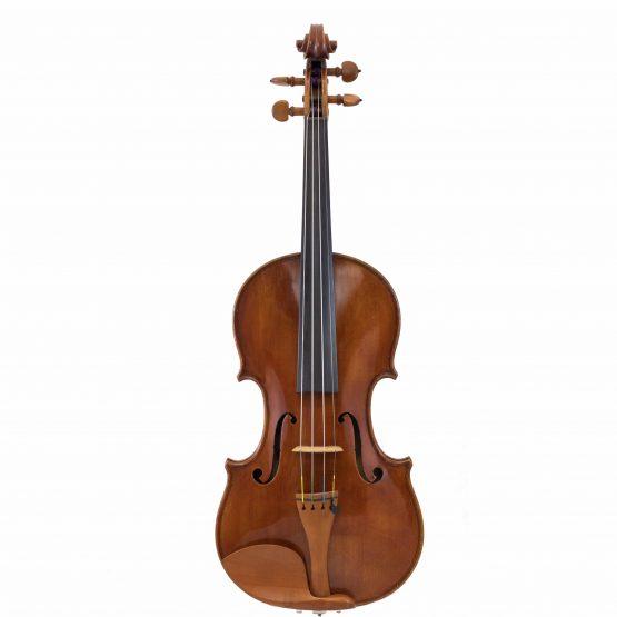 1955 Otto Ostwick Violin full front
