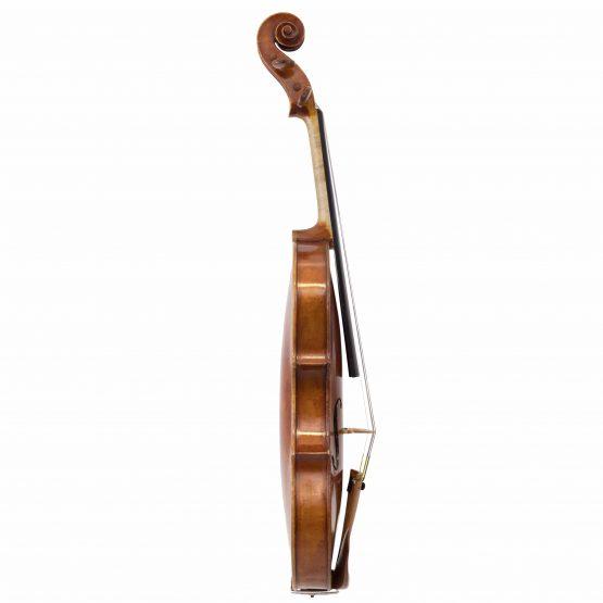 1955 Otto Ostwick Violin full side