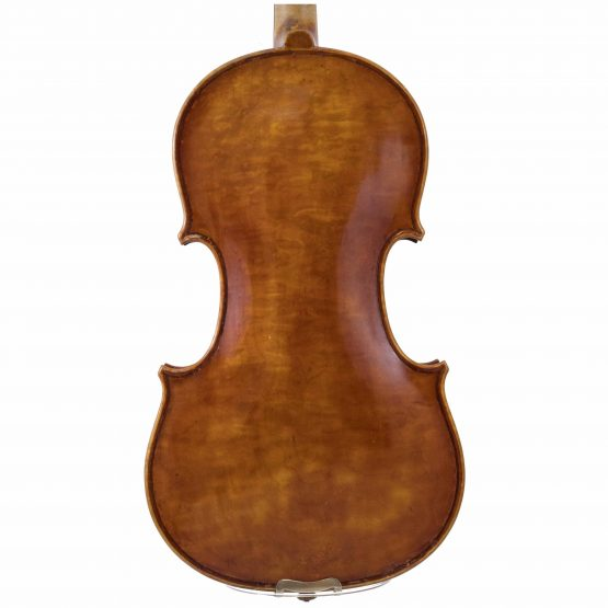 1955 Otto Ostwick Violin back body