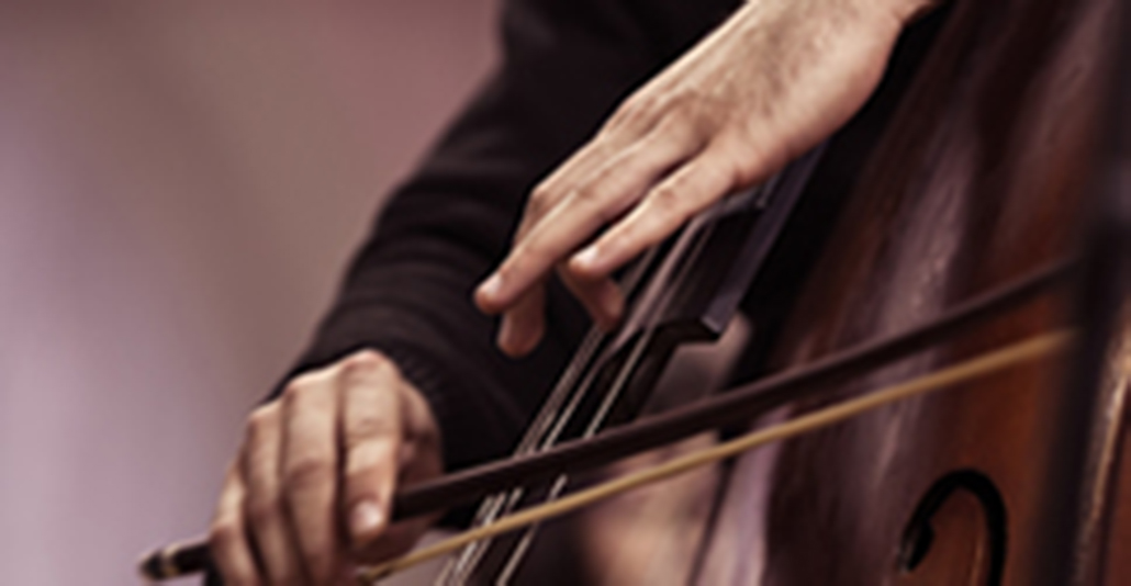 Playing the upright Bass