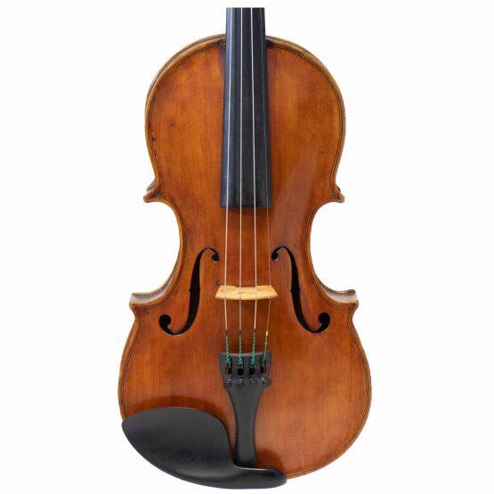 American Pistucci Pattern Violin front body