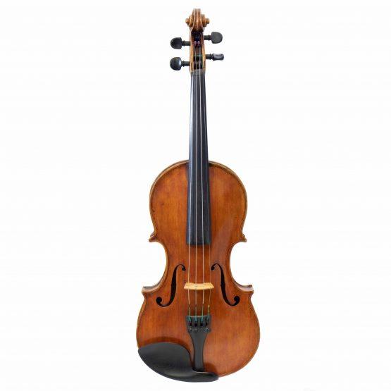 American Pistucci Pattern Violin full front