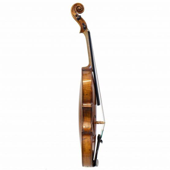 American Pistucci Pattern Violin full side