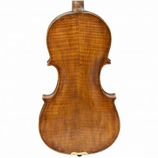 American Pistucci Pattern Violin back body