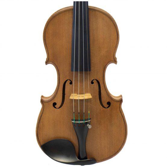 Paul Ritter Violin front body