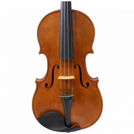 Frederick D. Rowe Violin front body