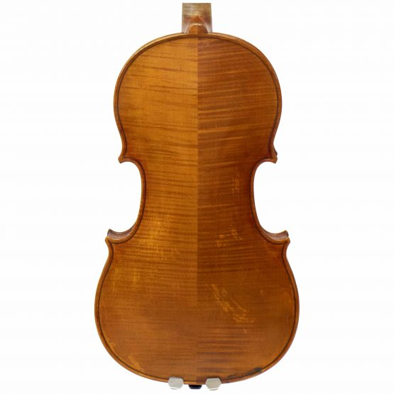 Frederick D. Rowe Violin back body
