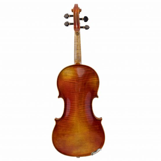 Violin Labelled Anton Schroetter full back