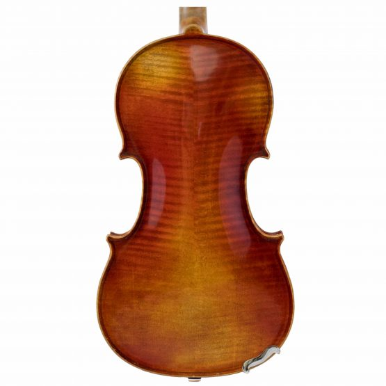 Violin Labelled Anton Schroetter back body