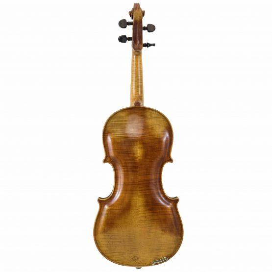 German Steiner Pattern Violin full back