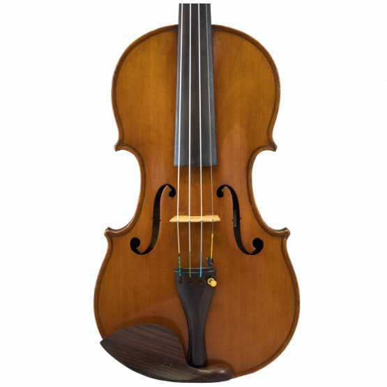 Luthiere Vosgienne by JTL Violin front body
