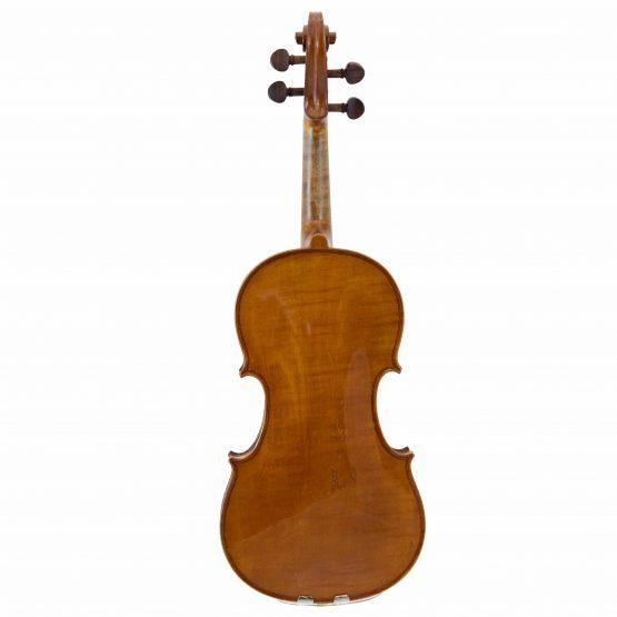 Luthiere Vosgienne by JTL Violin full back