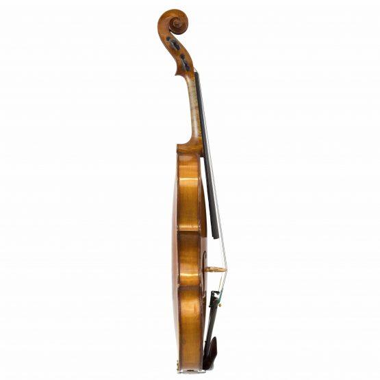 Luthiere Vosgienne by JTL Violin full side