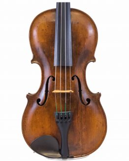 Wurlitzer & Bro Violin front body