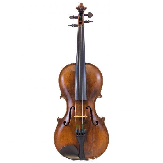 Wurlitzer & Bro Violin full front