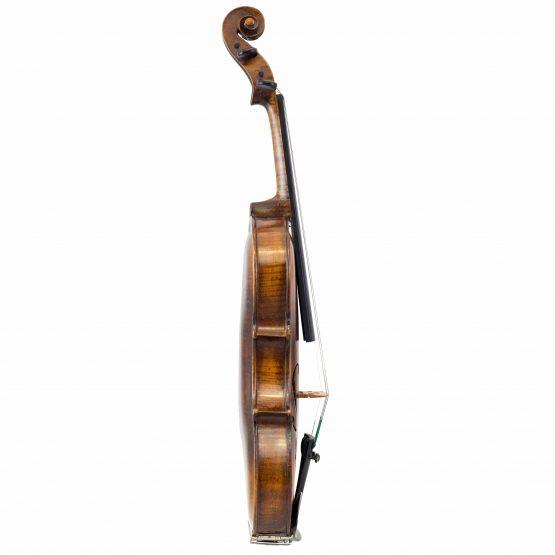 Wurlitzer & Bro Violinfull side