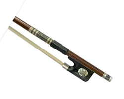 Viola Master Bow by Hermann Luger